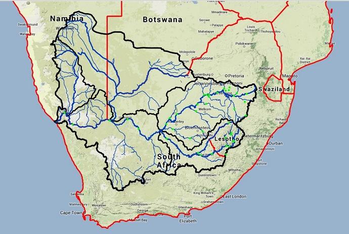 Aquatic Ecosystem Health Monitoring Sites